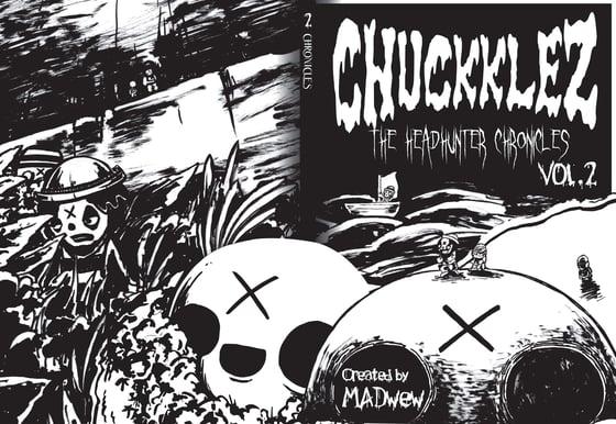 Image of Chuckklez The Headhunter Chronicles Vol. 2