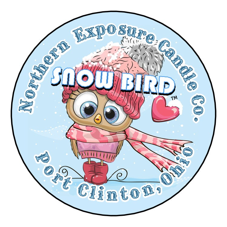 """Image of """"Snow Bird"""" Soy blend Candles & Melts"""