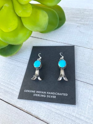 Mini Squash Earrings