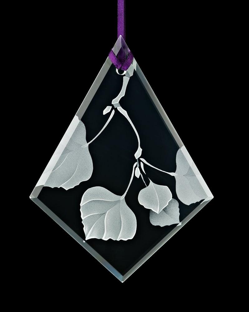Image of Aspen Leaves Pendants