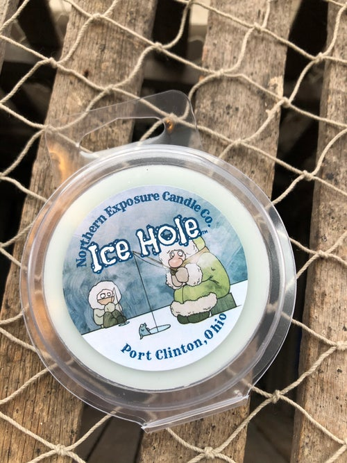 "Image of ""Ice Hole"" Soy blend Candles & Melts"