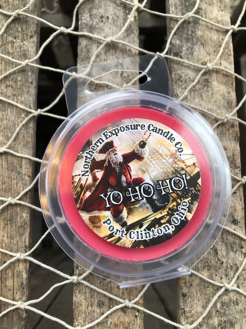 "Image of ""Yo Ho Ho"" Soy blend Candles & Melts"