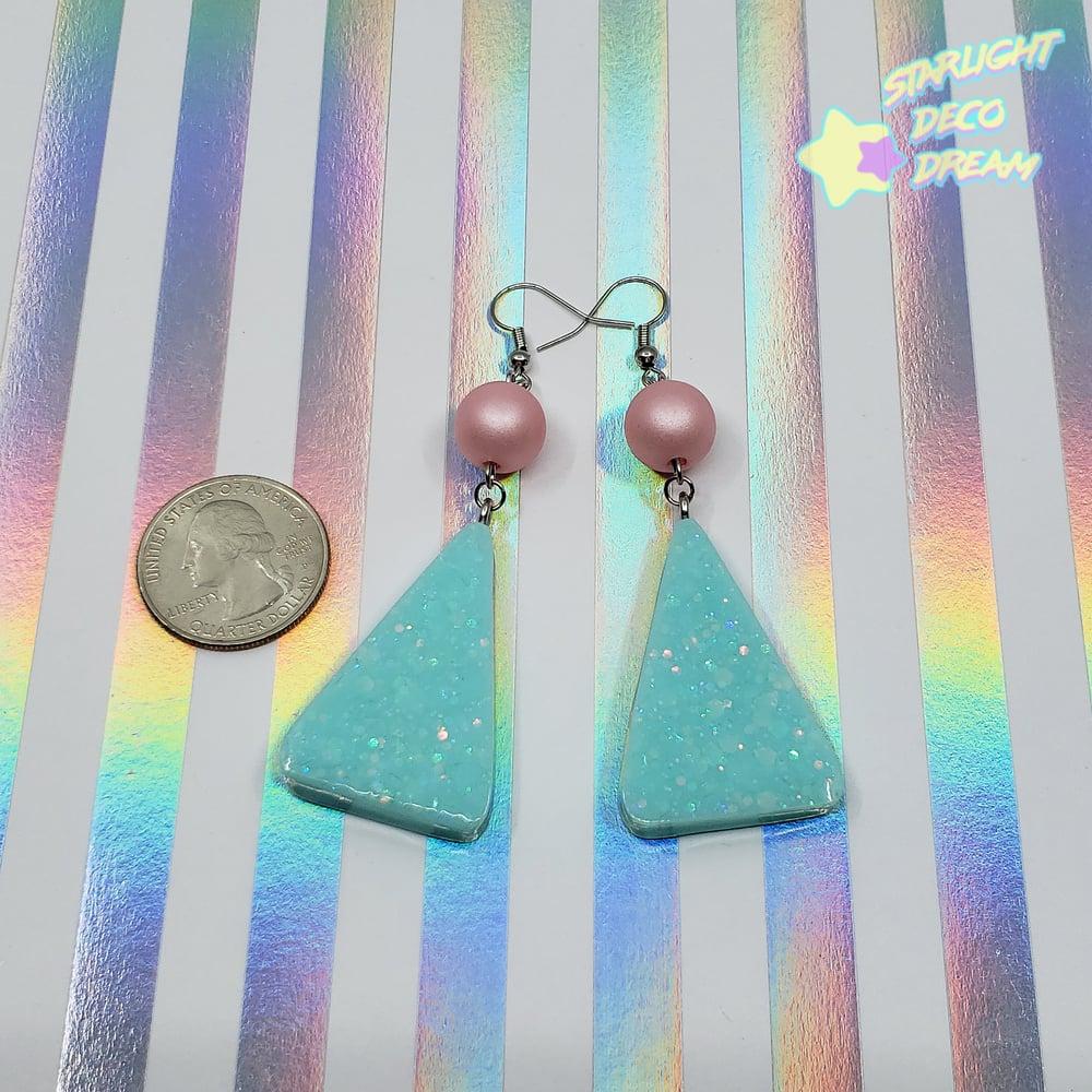 Image of Totally RAD Geo Earrings / Choose A Pair