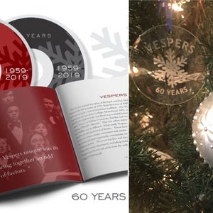 Image of Vespers 60th Set with Ornament