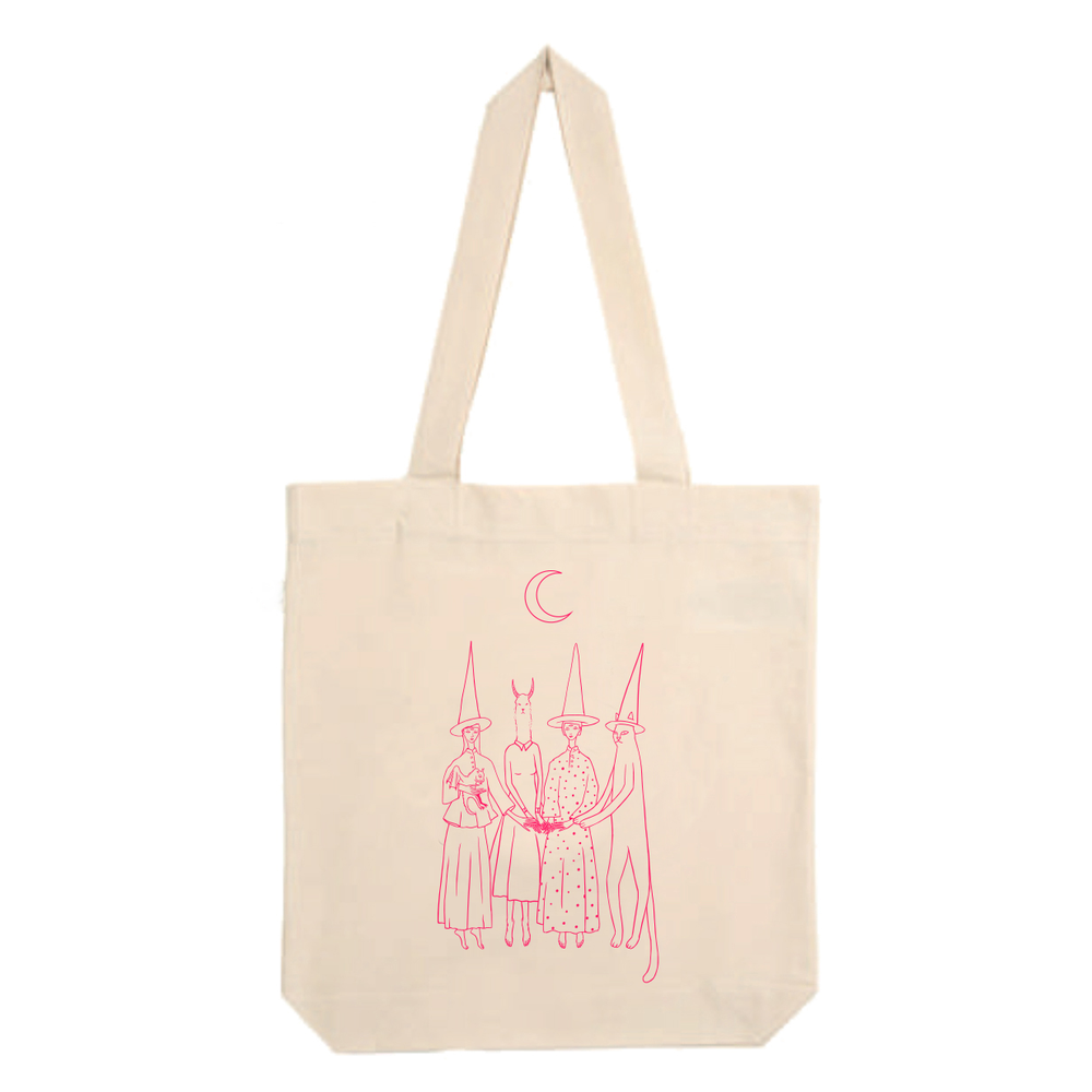 Image of Tote bag Brujas