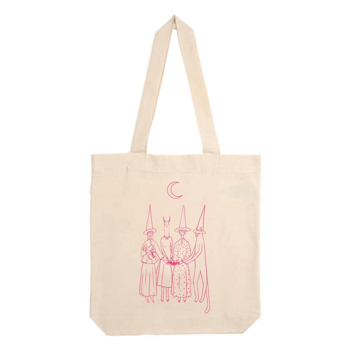 Image of Tote bag Brujas
