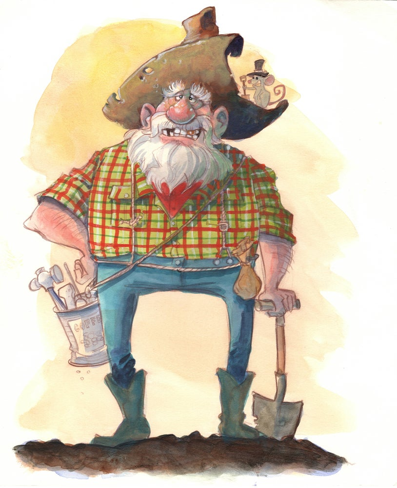 Image of Prospector (10x12)