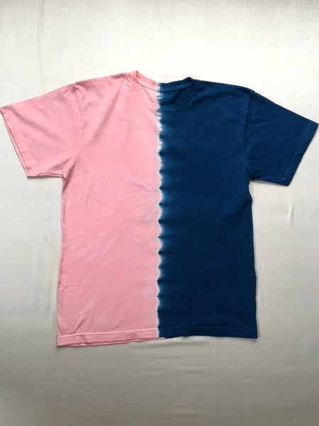 Image of Pink Side by Side — Large T-Shirt