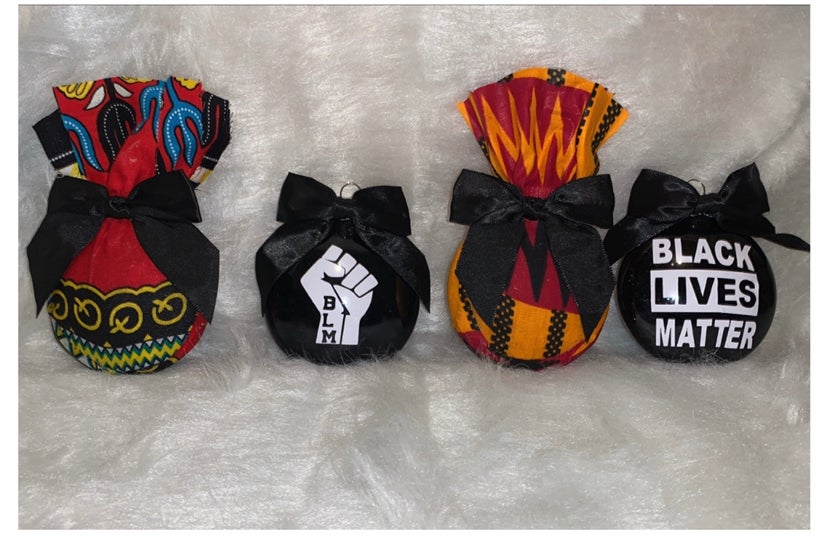 Image of The Black Lives Matter Ornament