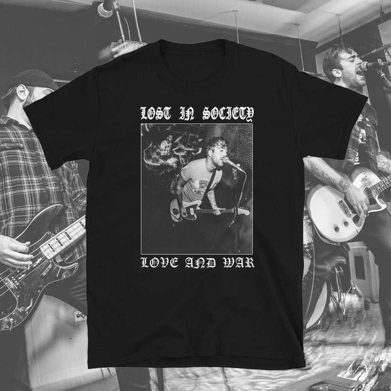 Image of Love and War Tee