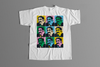 Groucho Marx - Neon Groucho T Shirt