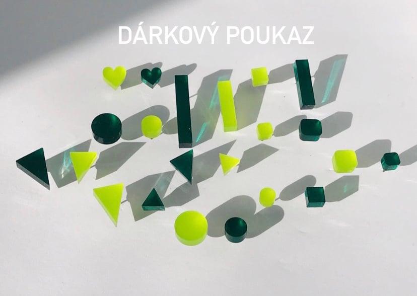 Image of Dárkový poukaz 300 - 1500,-