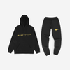Moneyfish With Logo In Gold Sweat Set