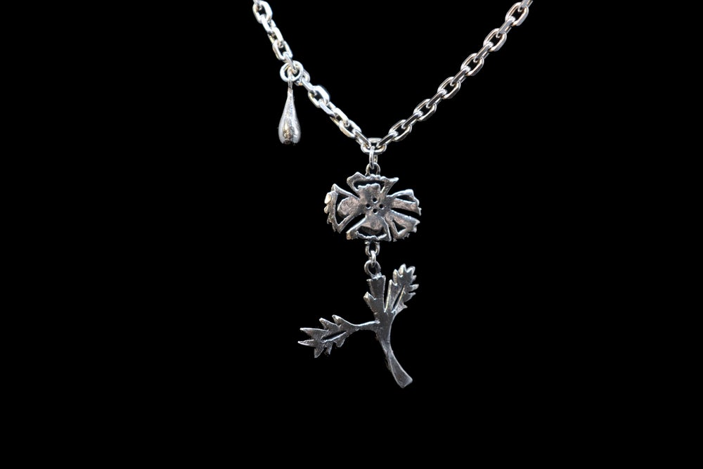 Image of What waters the wild rose? // Chain Necklace