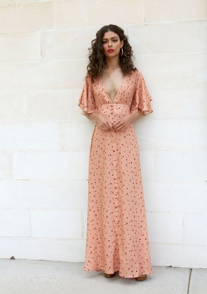Image of Rosa Maxi Dress. The Lost Tribe.