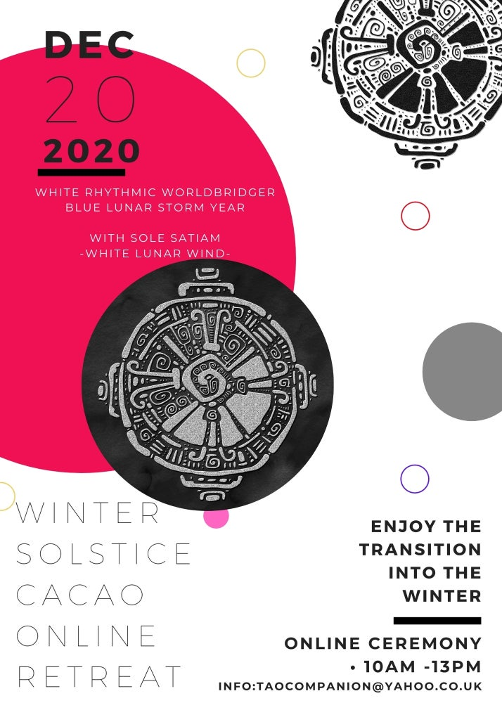 Image of Winter Solstice Online Retreat
