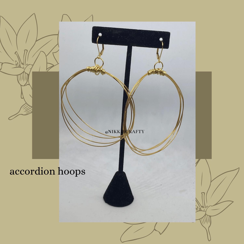 Image of Accordion Hoops