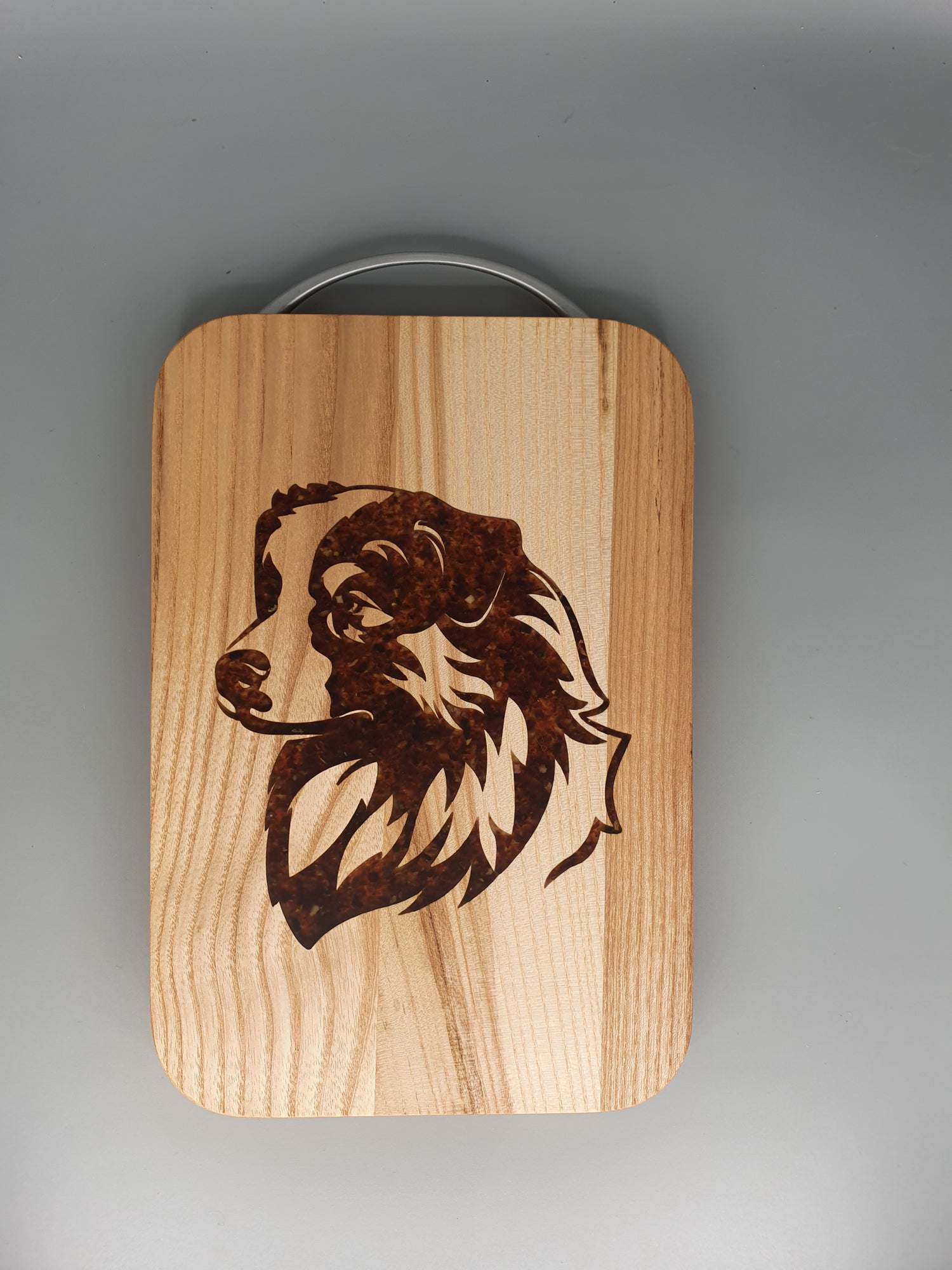 Image of Border Collie board