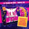 10 Years Of BTID - Triple CD Album