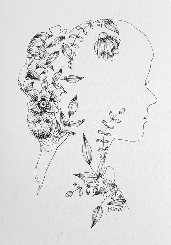 """Image of """"Inner blossom #8"""""""