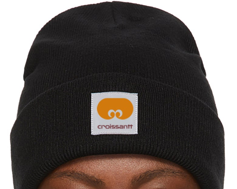 Image of Croissant Beanie