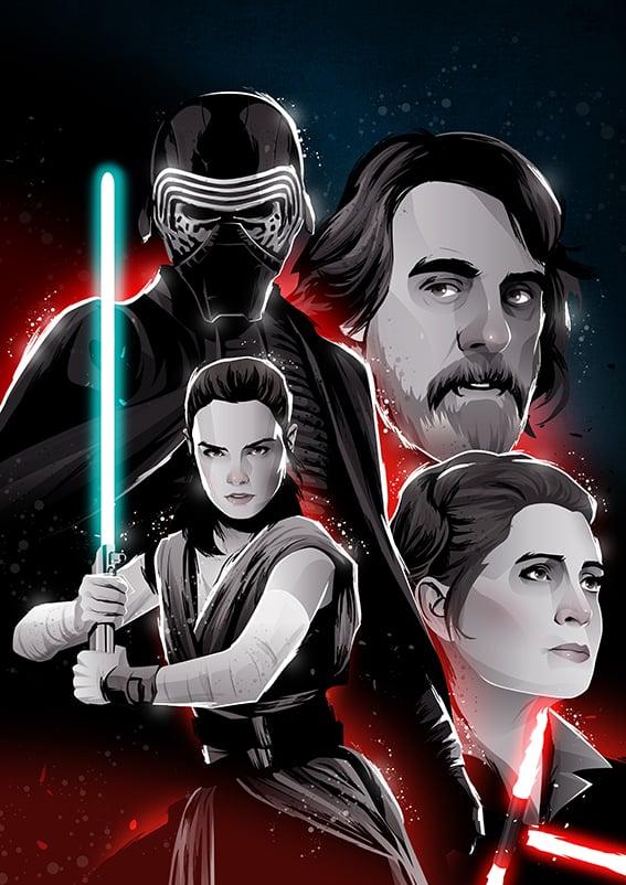 Image of Star Wars: The Last Jedi