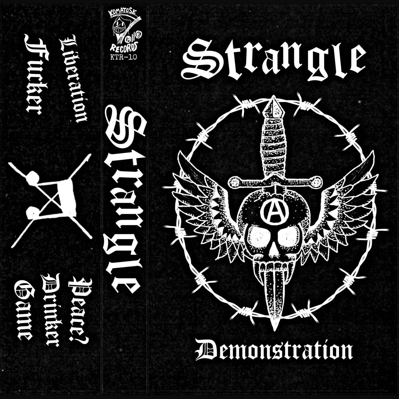 STRANGLE-DEMONSTRATION