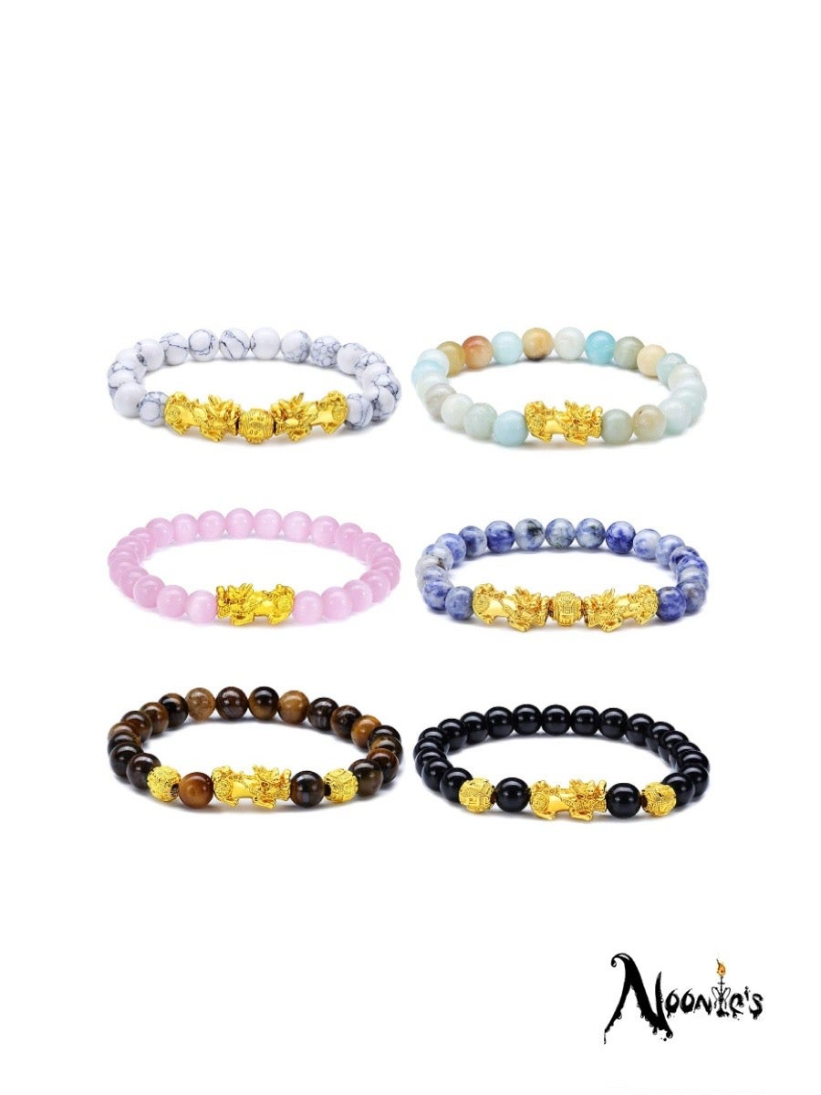 Image of Wealth and Luck Dragon Bracelets
