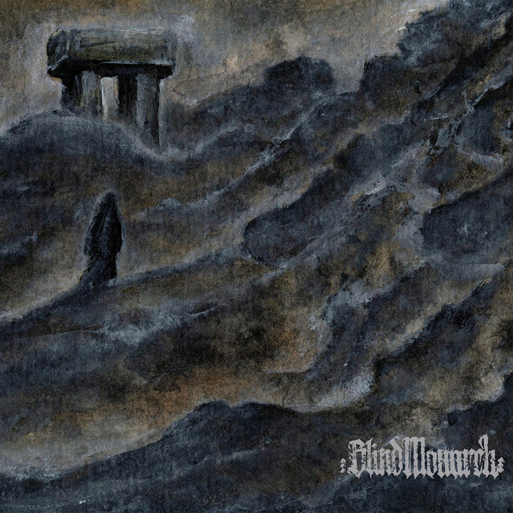 Image of Blind Monarch - What Is Imposed Must Be Endured 2LP (DC43) PRE-ORDER
