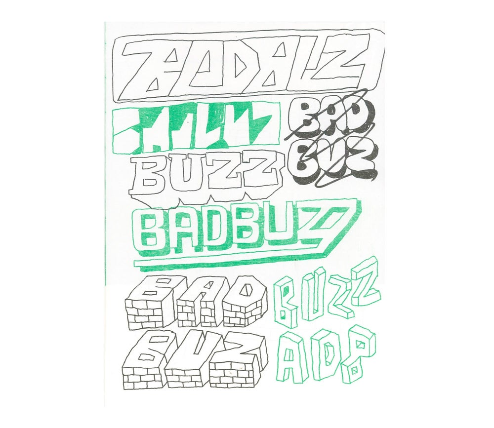 FREE WALL SPACE BY BAD BUZZ