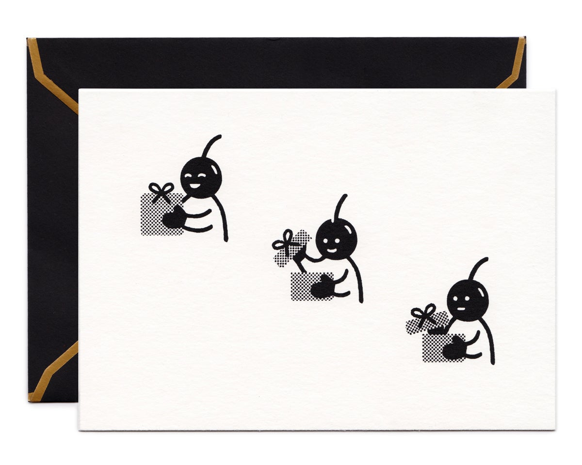 Image of Gift Greeting Card