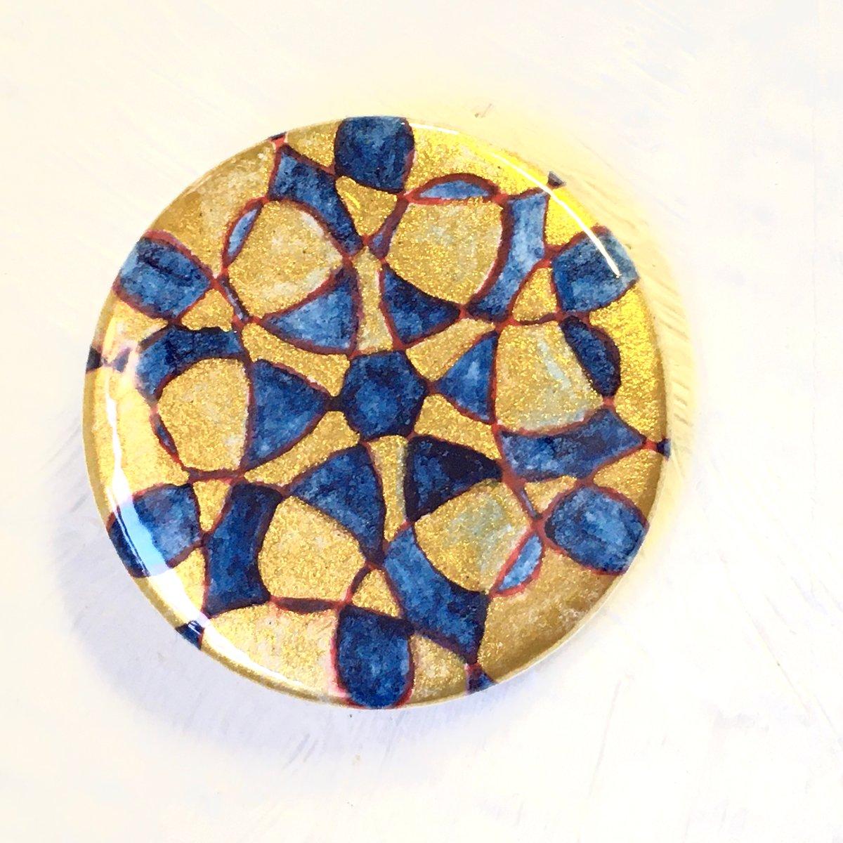Image of Orbit Button #1