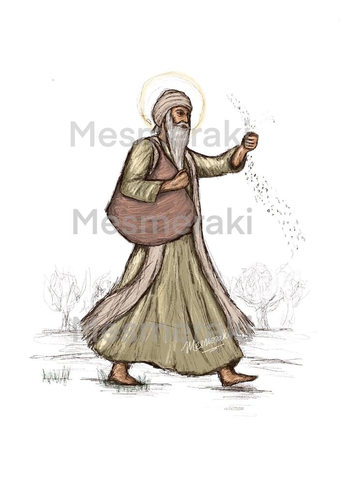 Image of Farming Guru Nanak Dev Ji