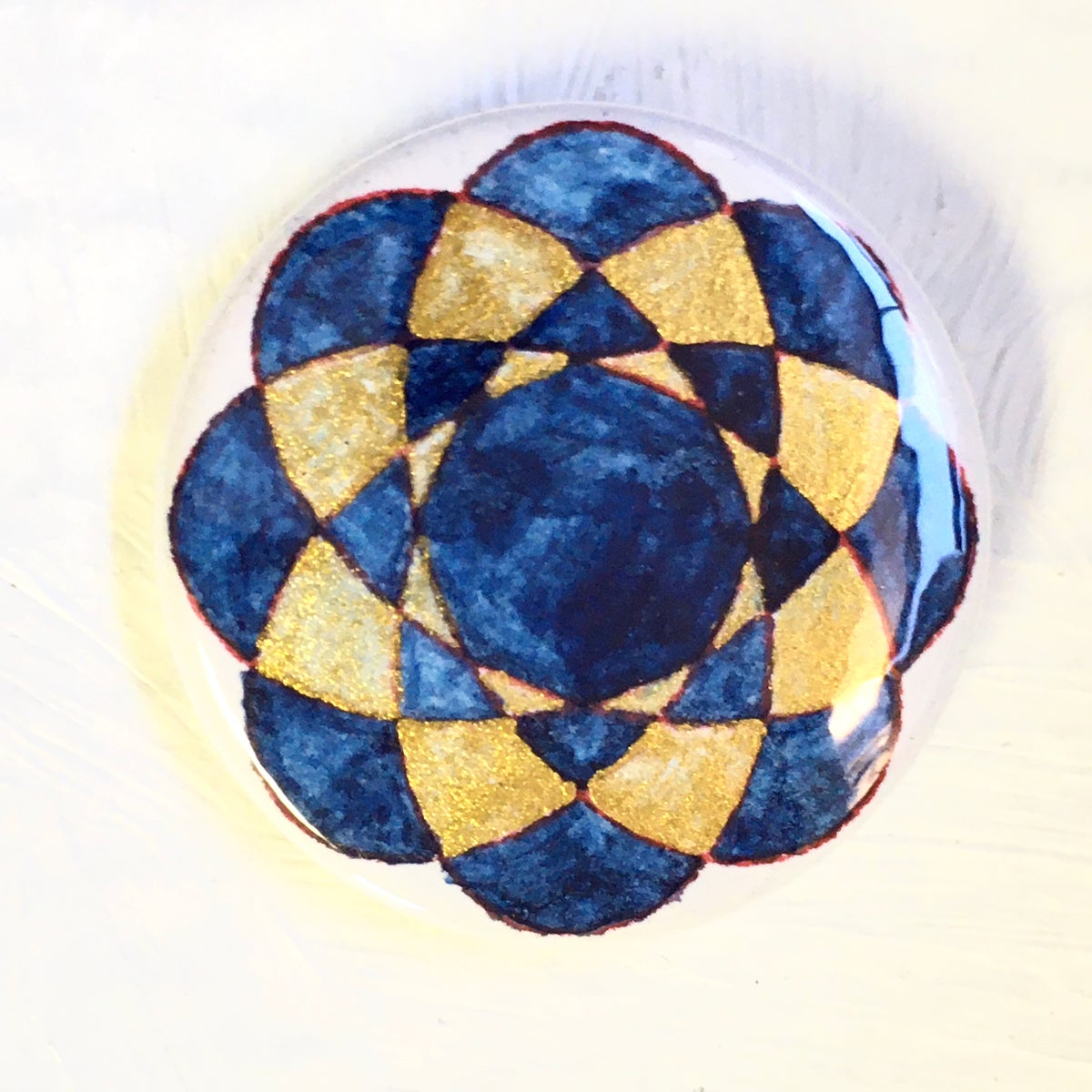 Image of Orbit Button #3