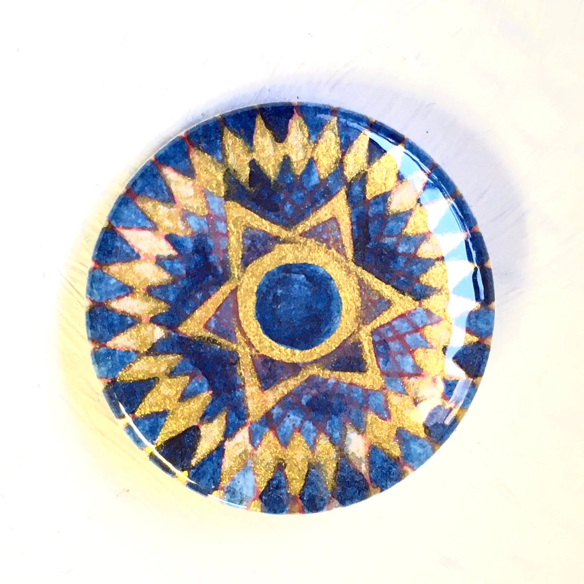 Image of Orbit Button #4