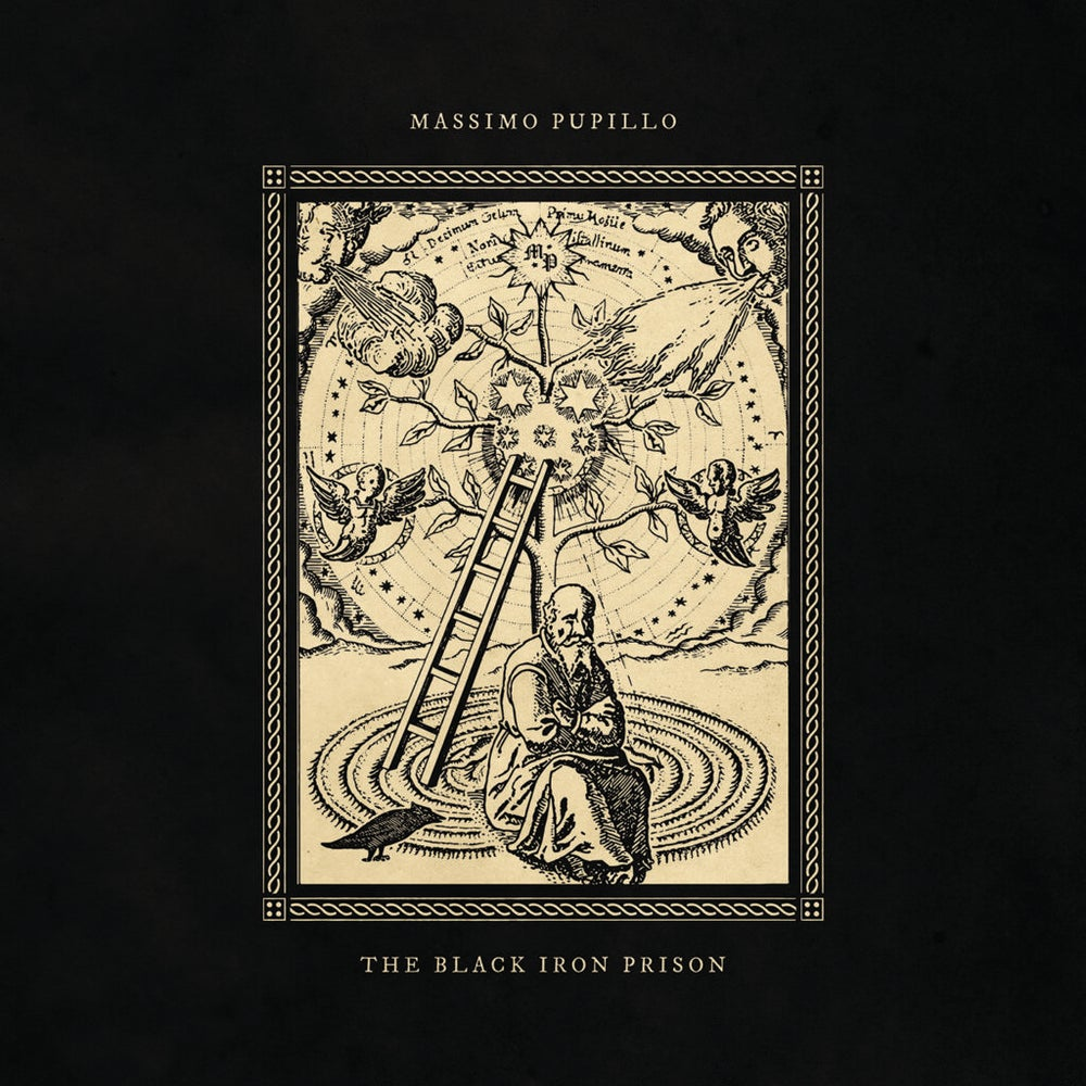 Massimo Pupillo - The Black Iron Prison Lp