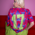 "MONDO FETICHE 20/21 AWAY JERSEY #17 ""LICK MY SWEAT"" Image 2"