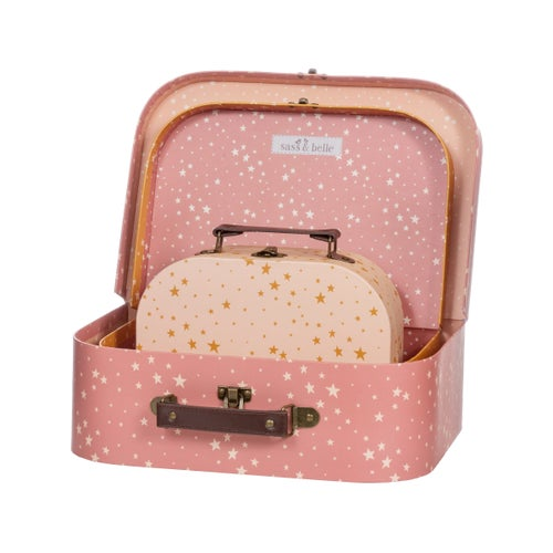 Image of LITTLE STARS SUITCASES - Set of 3