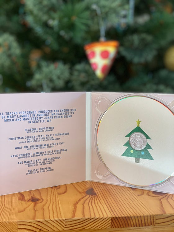 Image of Happy Holigays CD