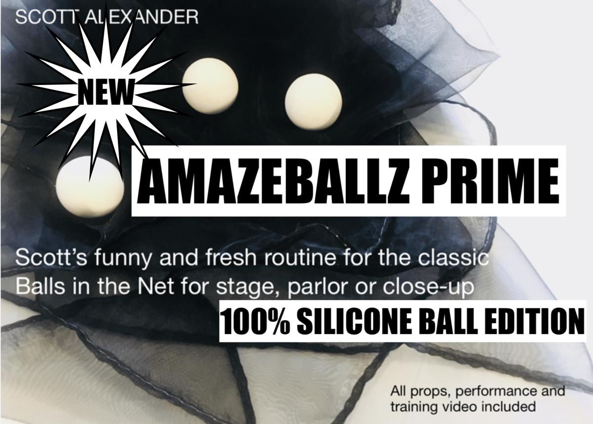 Image of NEW!!! Amazeballz - PRIME