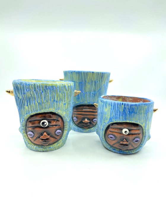 Image of Furry Cups Series #2