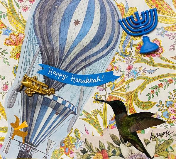 Image of Up and Away Hanukkah