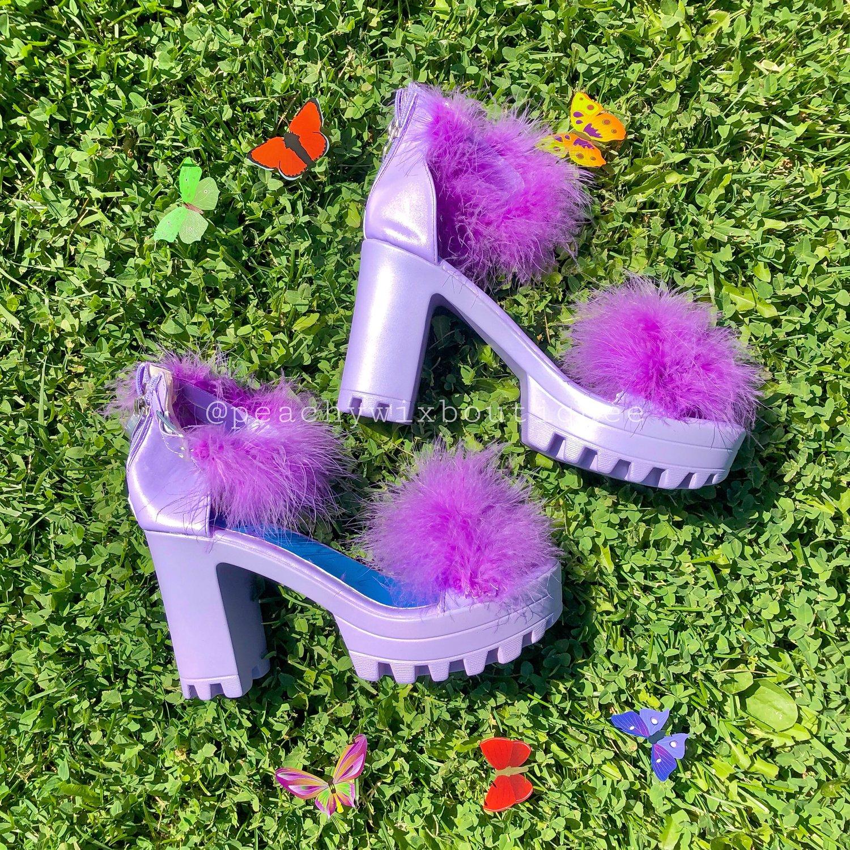 Image of Princess Heels