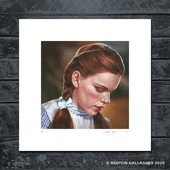 Image of DOROTHY MINI PRINT