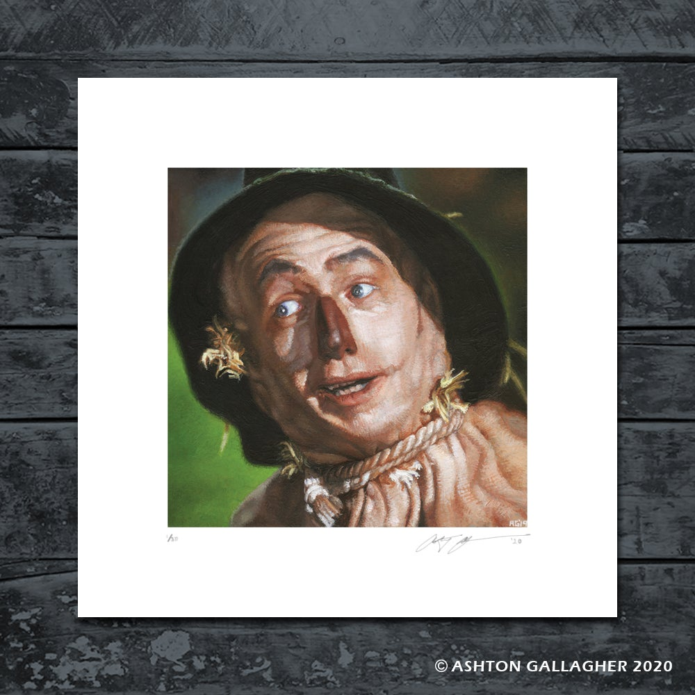 Image of SCARECROW MINI PRINT