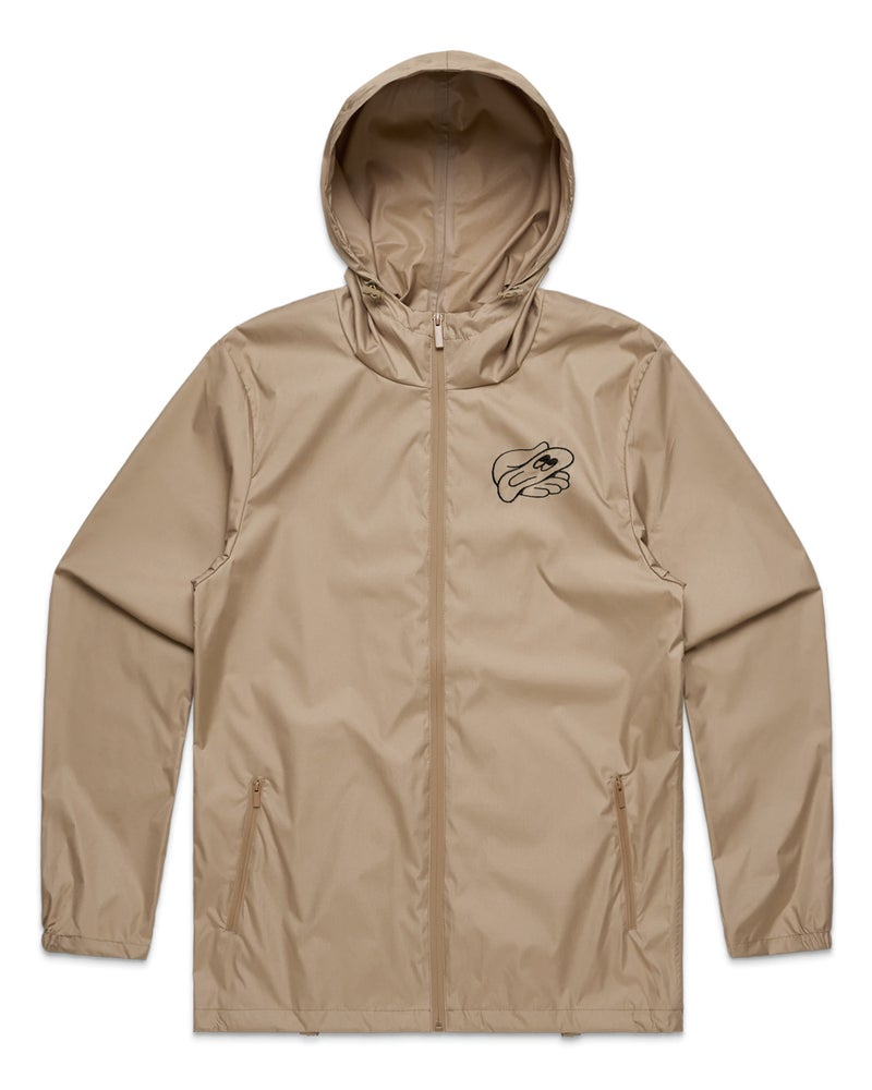 Image of Always Got My Buddy Waterproof Jacket