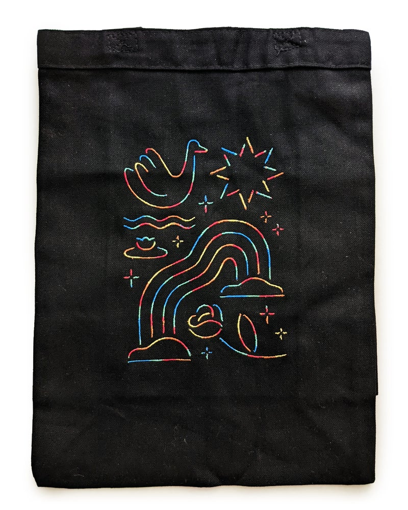 Image of Do You Believe In Magic? Tote