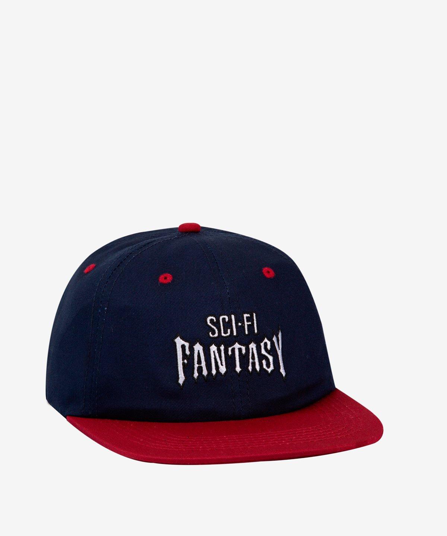 Image of SCI-FI FANTASY_BIKER LOGO HAT