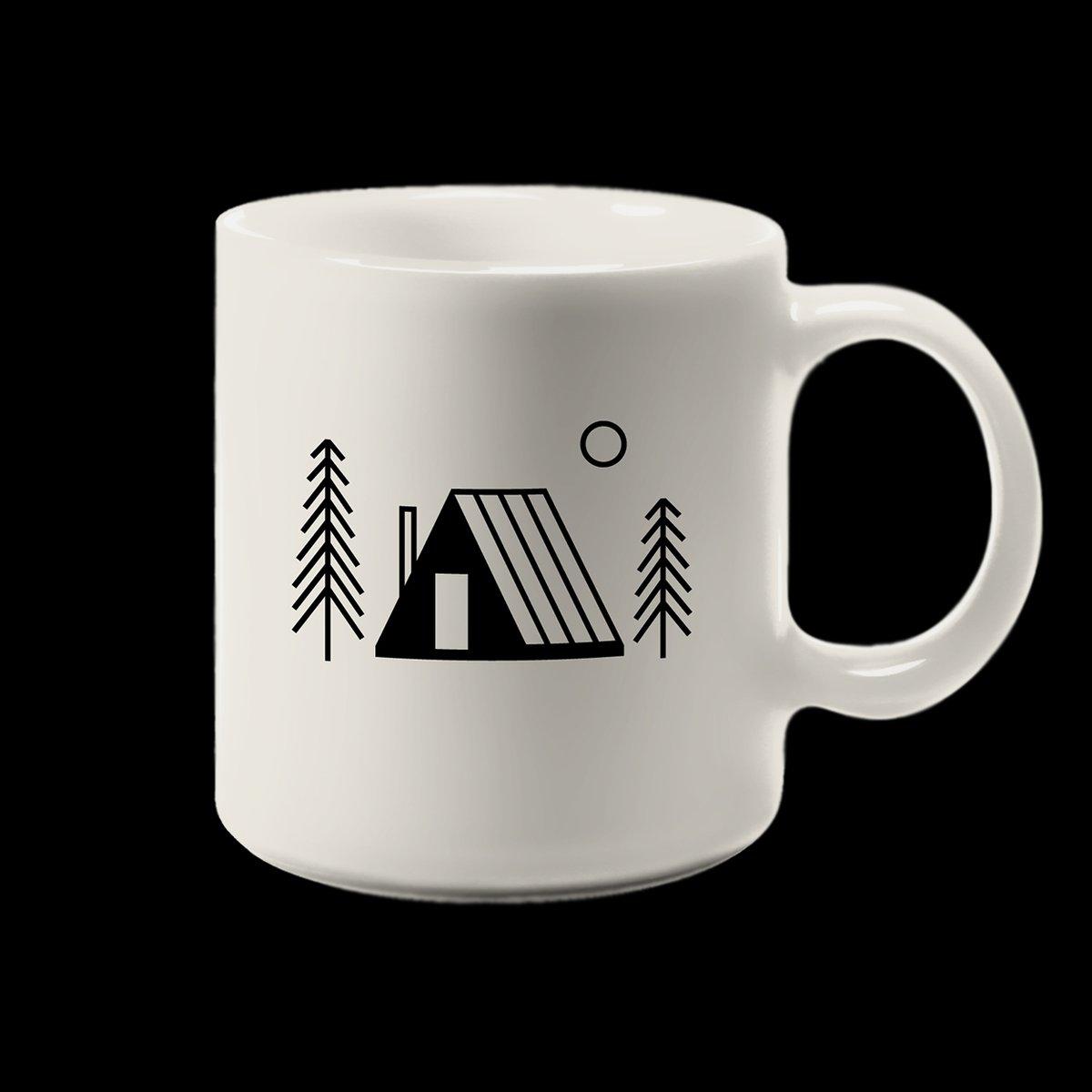 Image of FM02: Ceramic Diner Mug