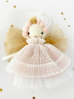 Image of 'ORNAMENT #6' - 2020 Christmas Angel Ornament Collection - Limited Edition